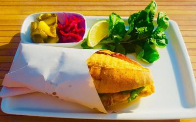 Mezgit Cafe Fethiye Balık Ekmek (18)